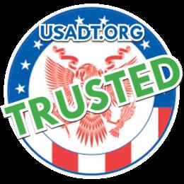 usad trusted logo
